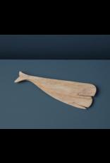 Whale Mango Wood Serving Set