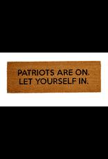 47th & Main Patriots Mini Door Mat