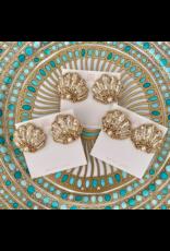 Beth Ladd Collection Seashell Studs by Beth Ladd