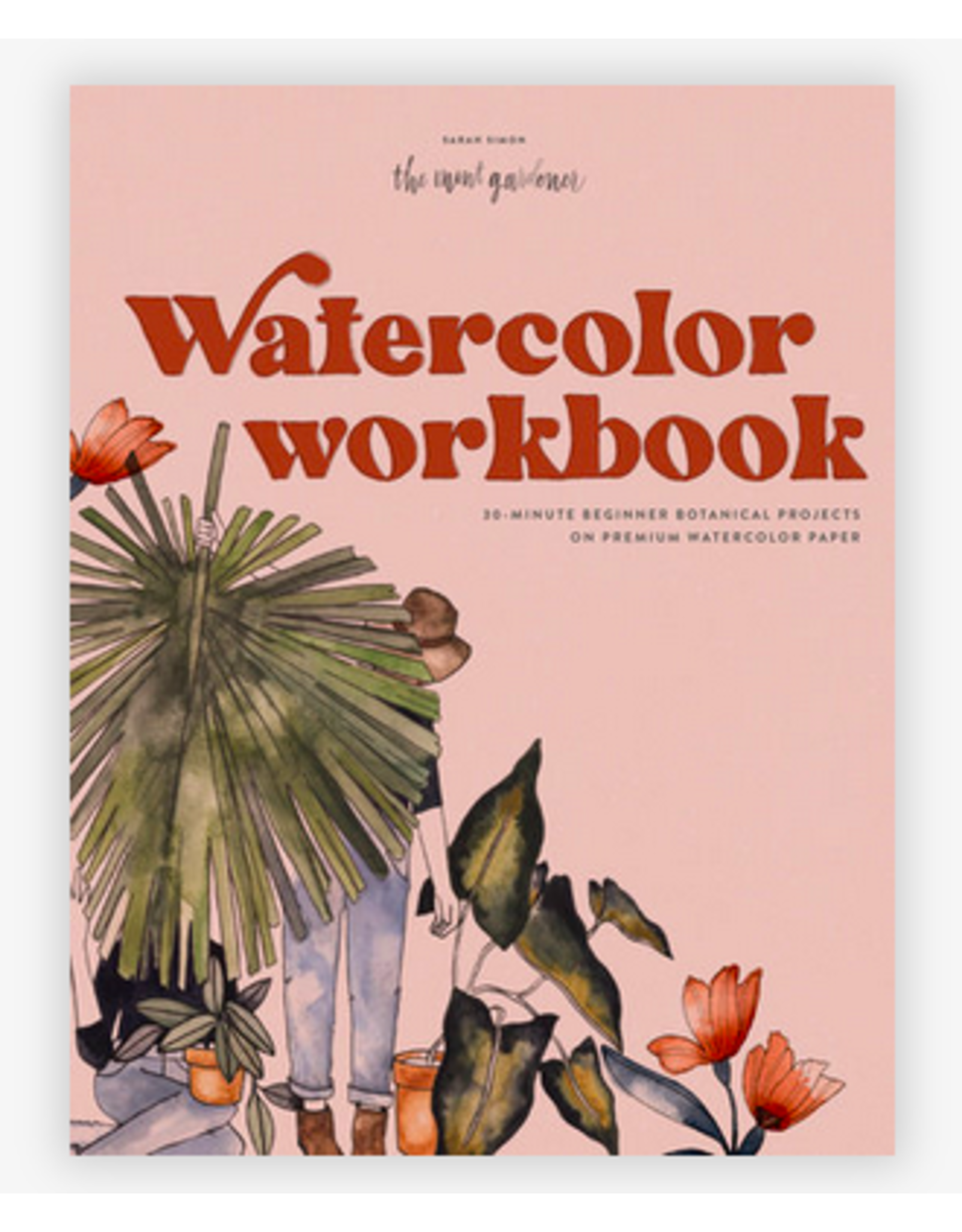 Random House Watercolor Workbook