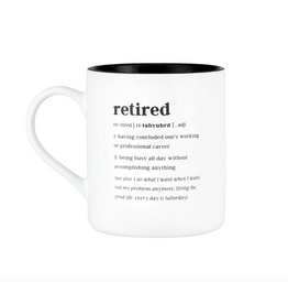 About Face Designs Retired Mug