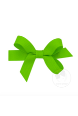 Wee Ones Wee Ones Tiny Bow in Apple Green