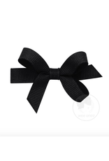 Wee Ones Wee Ones Tiny Bow in Black