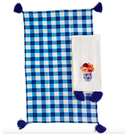 Decor Shop by Place & Gather Blue & Bloom Dish Towels - Set of 2