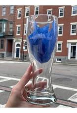 Maple Leaf at Home Skyline Pilsner Beer Glass