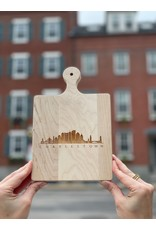 Maple Leaf at Home Skyline 9x6 Maple Handled Board