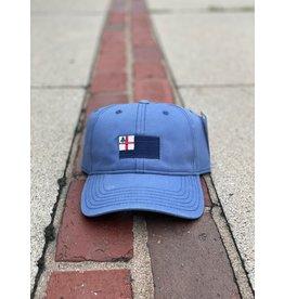 Harding Lane Bunker Hill Flag Hat - Adult Blue