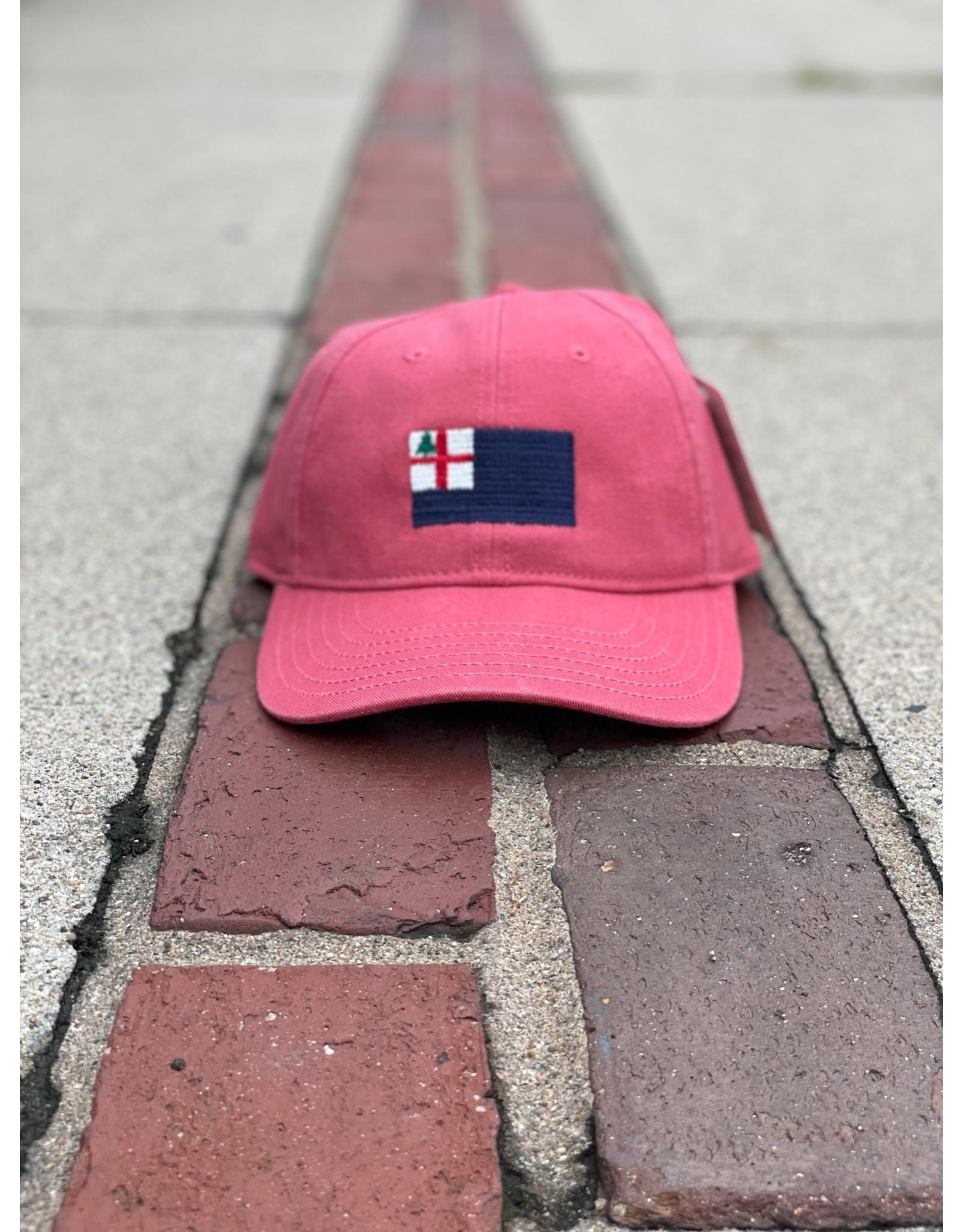 Harding Lane Bunker Hill Flag Hat - Adult Red