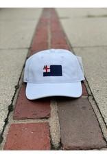Harding Lane Bunker Hill Flag Hat - Adult White