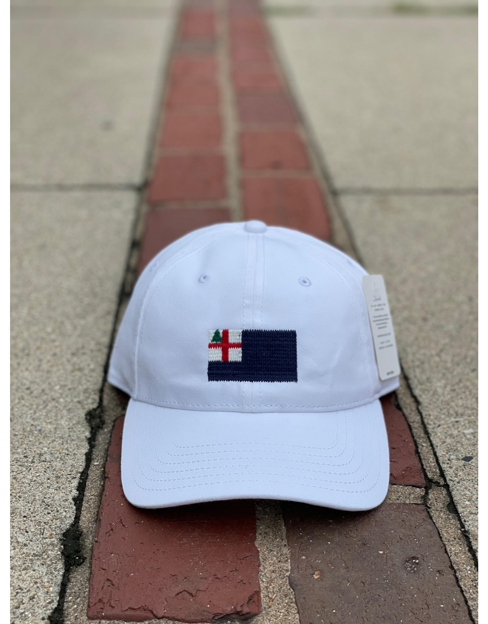 Harding Lane Bunker Hill Flag Hat - Kid White
