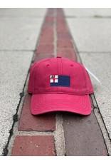 Harding Lane Bunker Hill Flag Hat - Kid Red