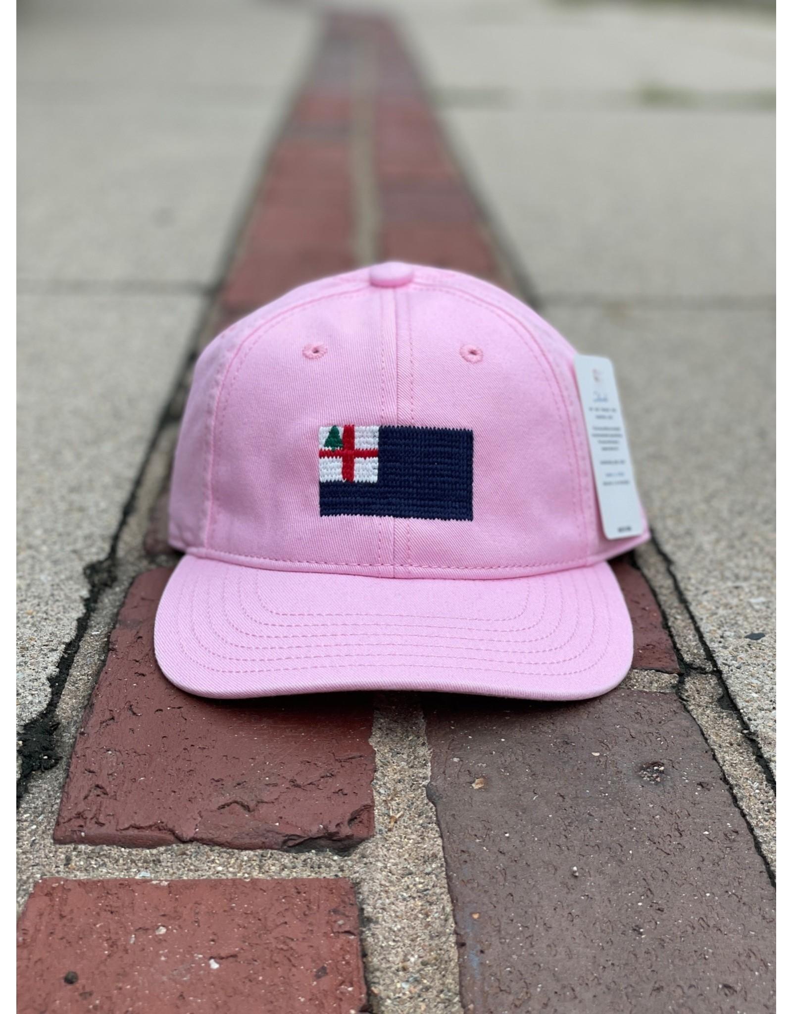 Harding Lane Bunker Hill Flag Hat - Kid Pink