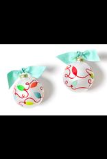 Coton Colors Twinkle Lights Glass Ornament
