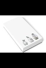 E. Frances Penguin Party Notepad