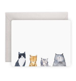 E. Frances Cat's Meow Flat Note Set