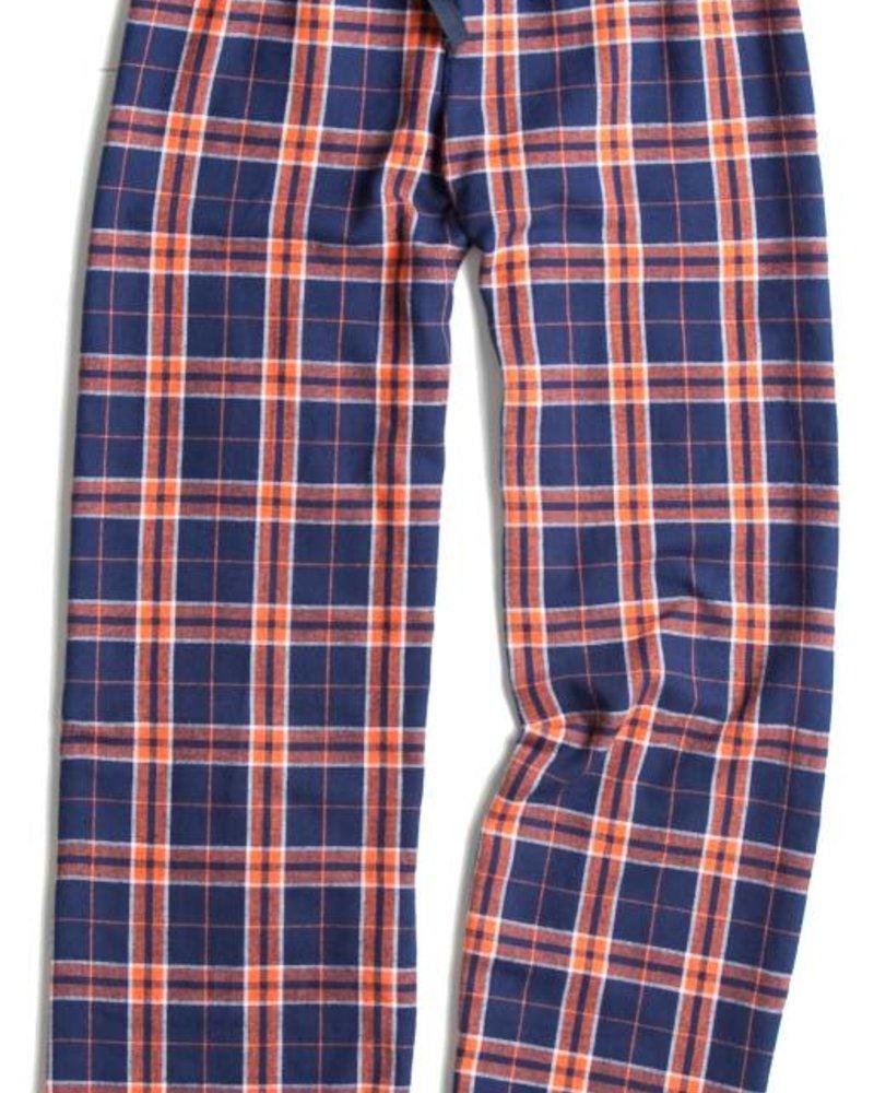 Boxercraft Orange & Blue Pajama Pant