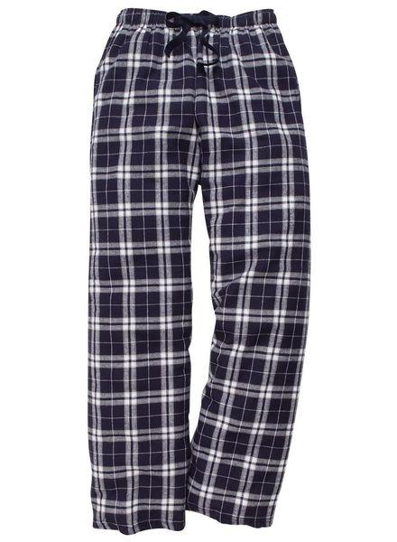 Boxercraft Navy & Silver Pajama Pant