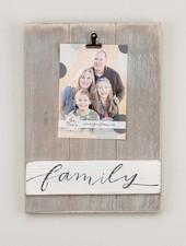 Glory Haus Family Clip Frame