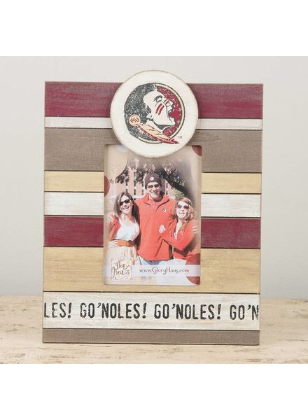 Glory Haus FSU Vintage Picture Frame