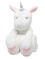 Elegant Baby Unicorn Bedtime Huggie