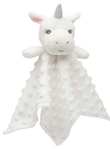 Elegant Baby Unicorn Lovie