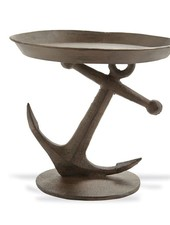 Mudpie Cast Iron Anchor Pedestal