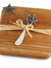 Mudpie Starfish Cutting Board Set