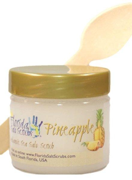 Florida Salt Scrubs Small Pineapple Salt Scrub