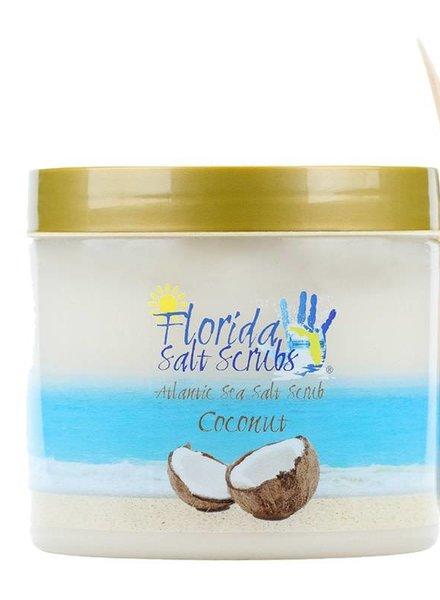 Florida Salt Scrubs Large Coconut Salt Scrub