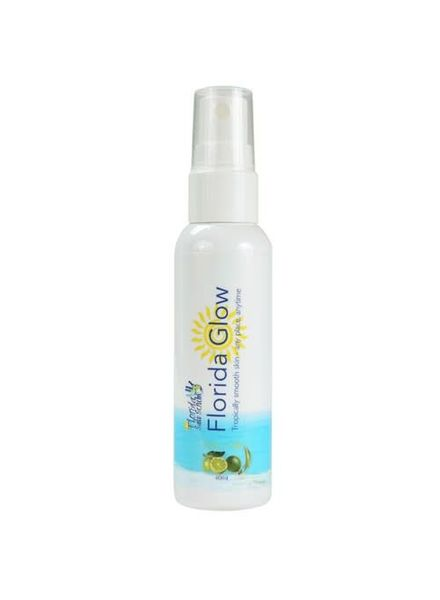 Florida Salt Scrubs Key Lime Florida Glow Spray Lotion