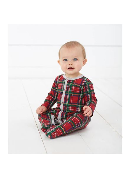 Mudpie Tartan Plaid Sleeper