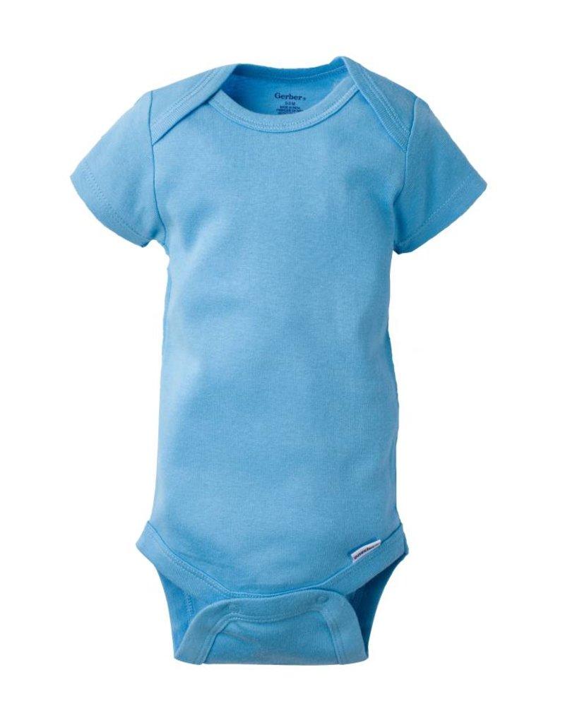 Boxercraft Baby Blue Onesie Bodysuit