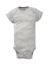Boxercraft Grey Onesie Bodysuit