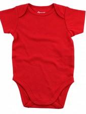 Boxercraft Red Onesie Bodysuit