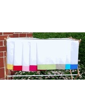 Personalized Linen Guest Towel