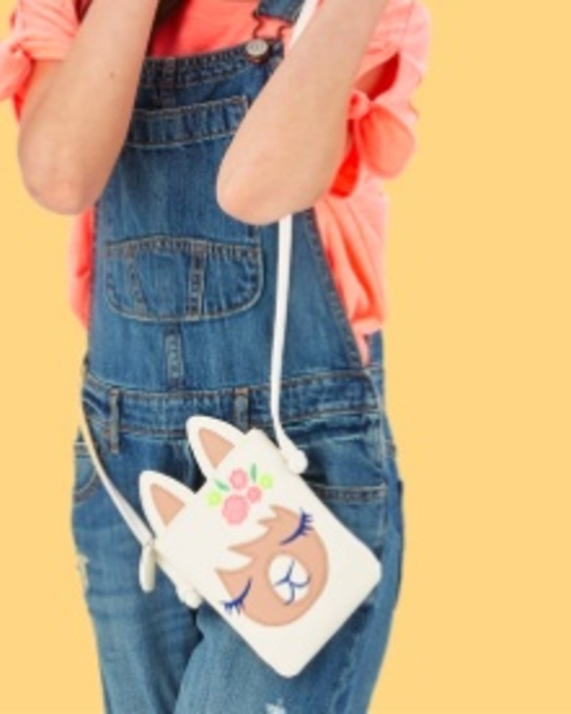 Two's Company Llama Crossbody Bag