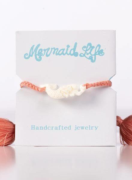 Mermaid Life Mermaid Life Handmade Bracelet