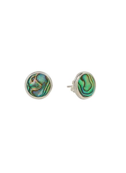 Sea Lustre Sea Lustre Abalone Studs - 2 Sizes