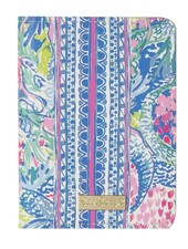 Lilly Pulitzer Mermaids Cove Passport Cover