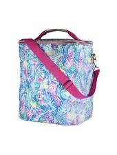 Lilly Pulitzer Mermaids Cove Wine Carrier
