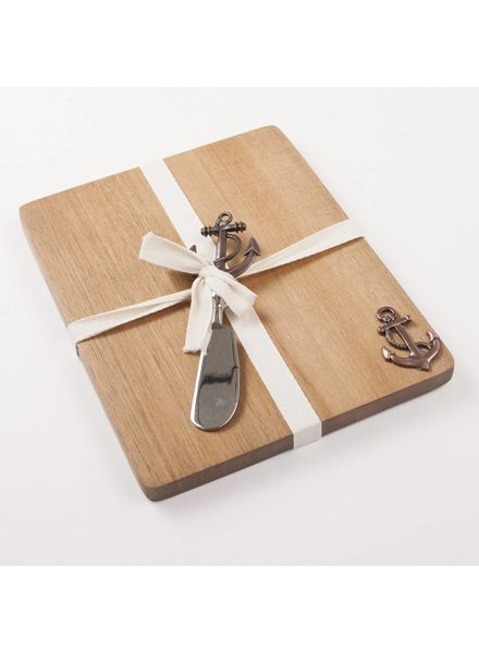 ROYAL STANDARD Anchor Cutting Board & Spreader