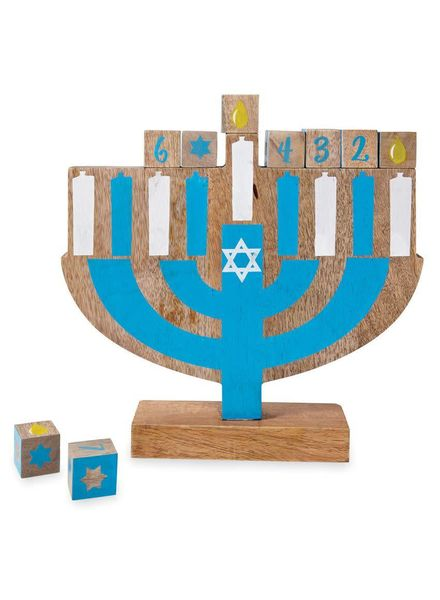 Mudpie My First Menorah Set