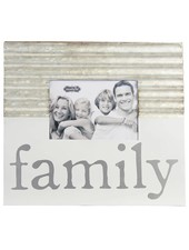 Mudpie Tin Family Frame
