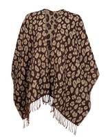 Wholesale Boutique Leopard Kennedy Shawl