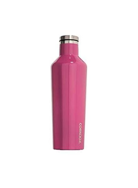 CORKCICLE Gloss Pink Canteen - 16 oz