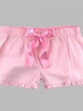 Boxercraft Pink Seersucker Short