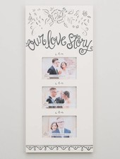 Glory Haus Our Love Story Frame