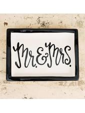 Glory Haus Mr. & Mrs. Dish
