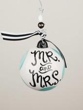 Glory Haus Mr. & Mrs. Ornament