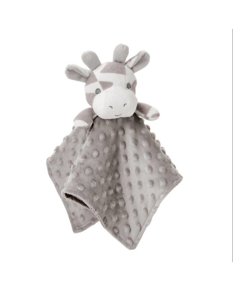 Elegant Baby Grey Giraffe Lovey